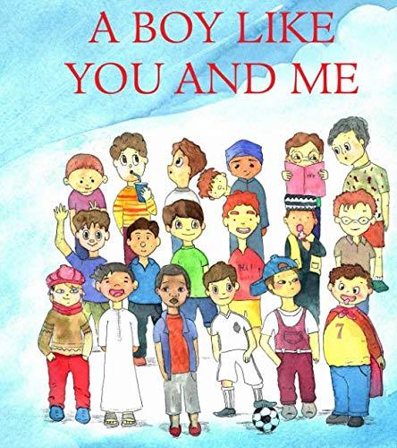 A Boy like You and Me: Eva Maria Schwarz-Pretner