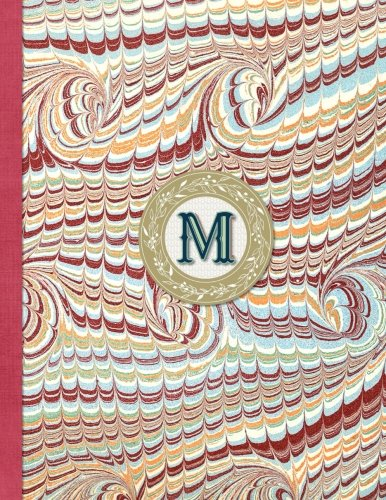 Monogrammed M 2018 Diary Monthly and Weekly: Publications, Strategic