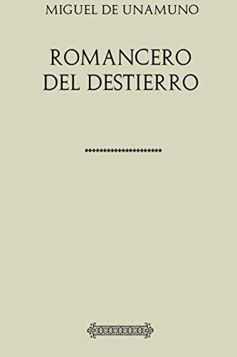 Romancero del destierro (Unamuno): de Unamuno, Miguel