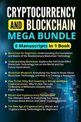 Blockchain and Cryptocurrency Mega Bundle - 6: Cooper, Jimmy; Morris,