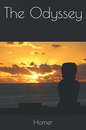 9781979228732: The Odyssey
