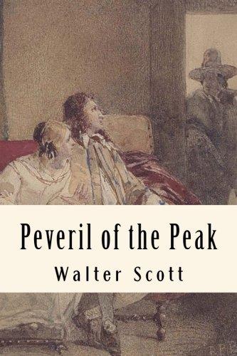 9781979237246: Peveril of the Peak