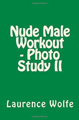 Nude male aerobics