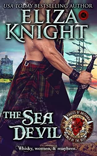 The Sea Devil (Pirates of Britannia: Lords: Knight, Eliza