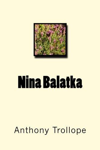 9781979304214: Nina Balatka