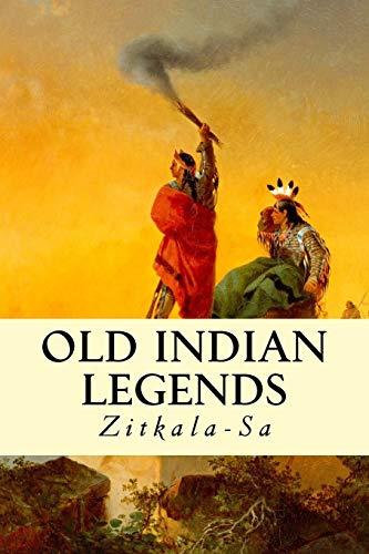 9781979330473: Old Indian Legends