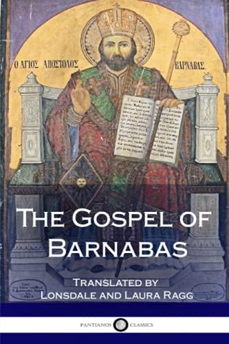 9781979414104: The Gospel of Barnabas