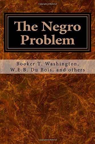 9781979440998: The Negro Problem