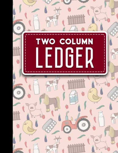 Two Column Ledger: Appointment Book, Accounting Ledger: Publishing, Moito