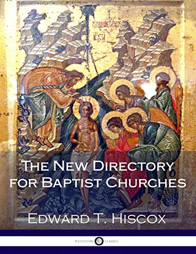9781979514798: The New Directory for Baptist Churches