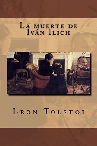 9781979533171: La muerte de Iván Ilich