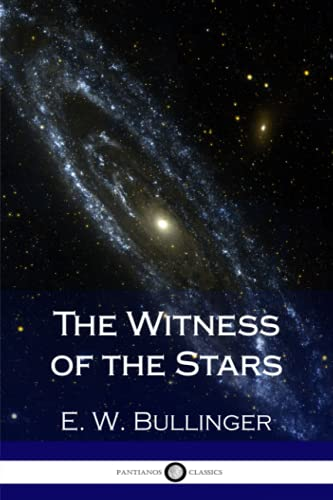 9781979555906: The Witness of the Stars (Illustrated)
