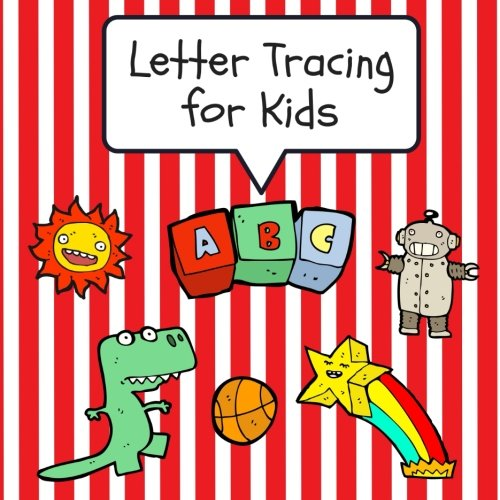Letter Tracing for Kids: Practice Tracing Letters: Amon, Uncle