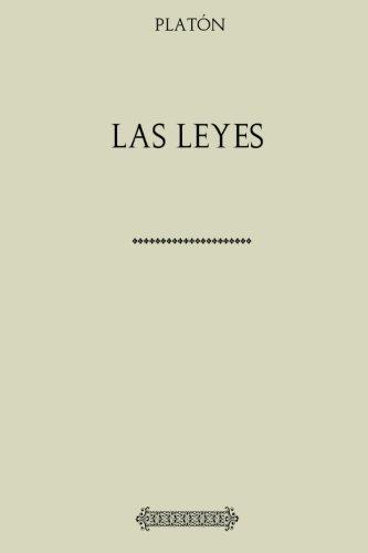 9781979591607: Colección Platón. Las leyes