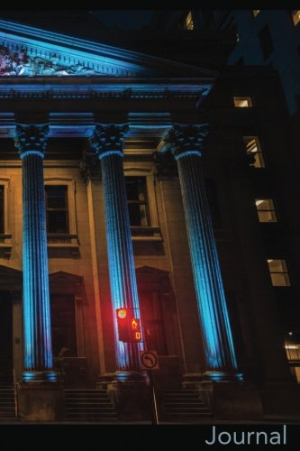 Journal: Historic Bmo Banque de Montreal Building: Lucas, Jeff