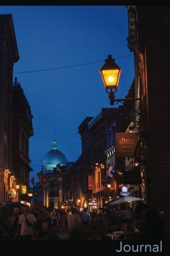 Journal: Rue St Paul Est Historic Old: Lucas, Jeff