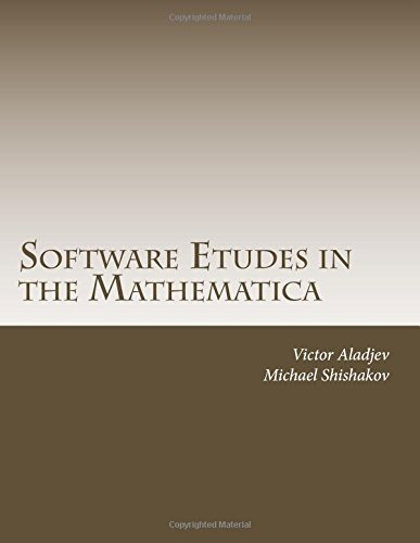 Software Etudes in the Mathematica: Tallinn Research: Victor Aladjev, Michael