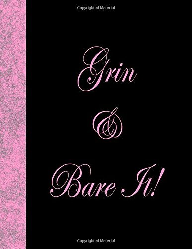 Grin and Bare It: Lined Notebook, 144: Publishing LLC, Ij