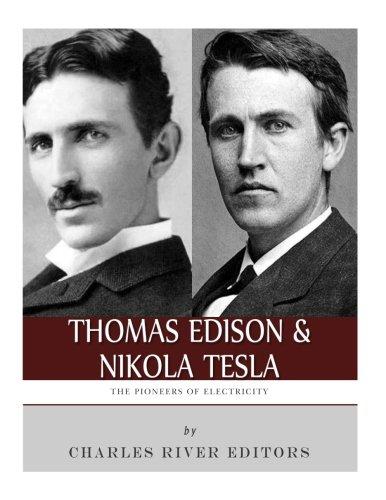 9781979636247: Thomas Edison and Nikola Tesla: The Pioneers of Electricity