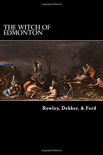 9781979640015: The Witch of Edmonton