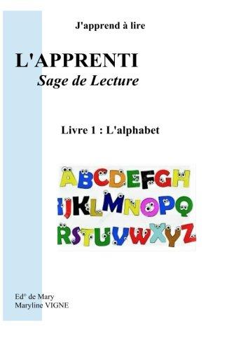 J'Apprend a Lire, L'Apprentissage de Lecture,: Livre: Vigne, Maryline