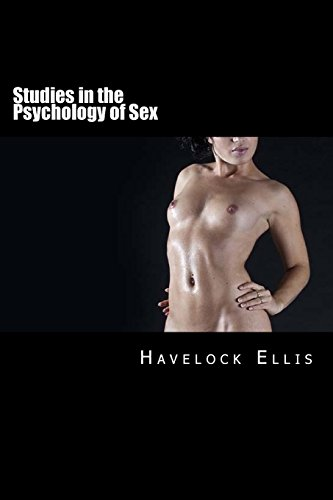 9781979713139: Studies in the Psychology of Sex: Volume 1