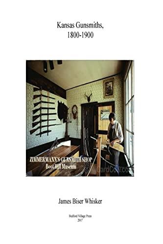 Kansas Gunsmiths: Whisker, James Biser