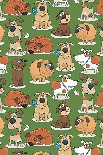 Bullet Journal Notebook For Dog Lovers Funny: Girl, Paper