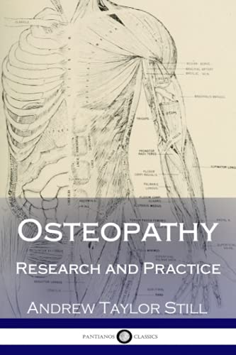 9781979950596: Osteopathy, Research and Practice