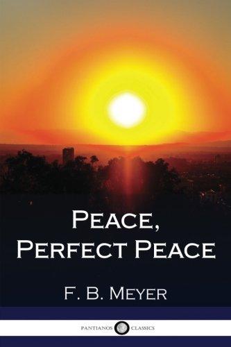 9781979951845: Peace, Perfect Peace