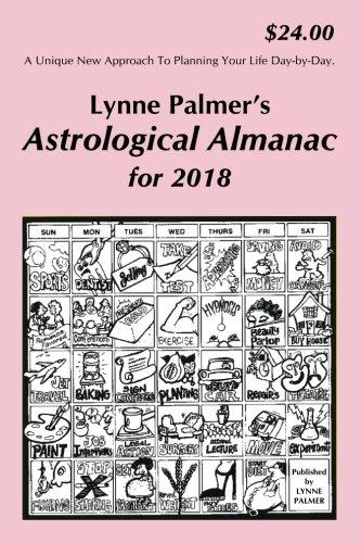 Astrological Almanac for 2018: Lynne Palmer