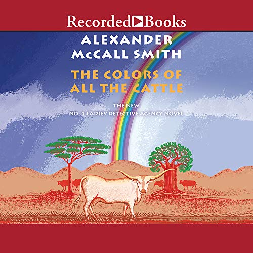 9781980007135: The Colors of All the Cattle (No. 1 Ladies Detective Agency)