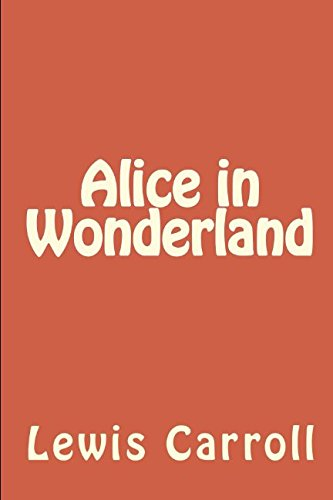 9781980472407: Alice in Wonderland