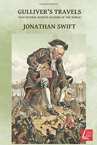 9781980527695: Gulliver's Travels