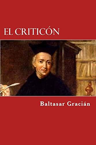 El Criticon: Gracian, Baltasar