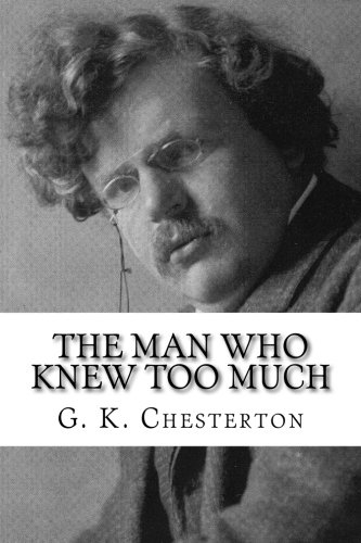 9781981395736: The Man Who Knew Too Much