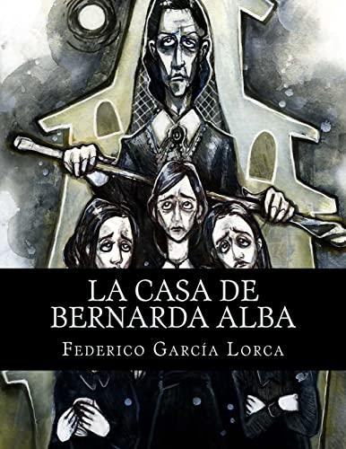 9781981495184: La casa de Bernarda Alba (Spanish Edition)
