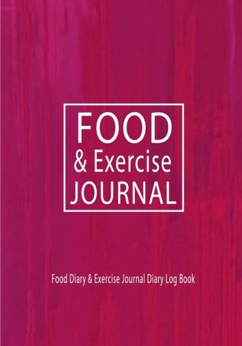 Food and Exerrcise Journal : Food Diary: Journals, Blank Books
