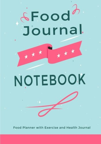 Food Journal Notebook : Food Planner with: Journals, Blank Books