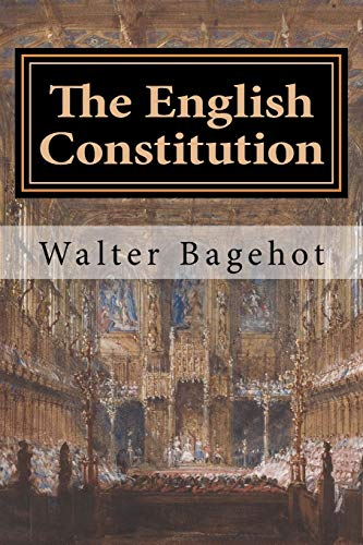 9781981696567: The English Constitution