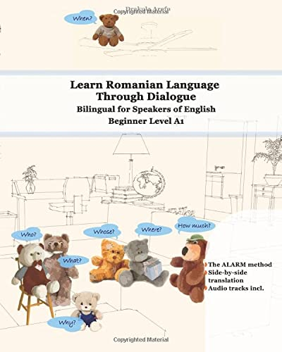 Learn Romanian Language Through Dialogue: Bilingual for: Arefu, Drakula