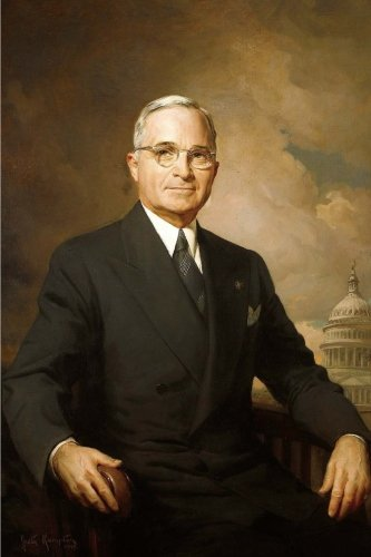 9781981841257: Harry S. Truman Notebook