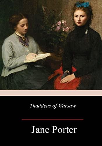 9781981848478: Thaddeus of Warsaw