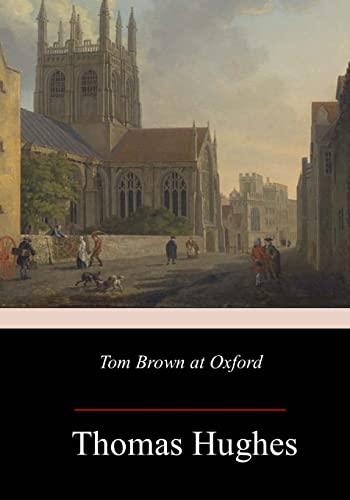 9781982051655: Tom Brown at Oxford