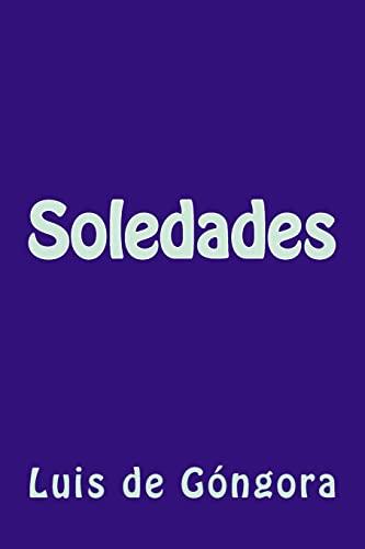 9781982078904: Soledades