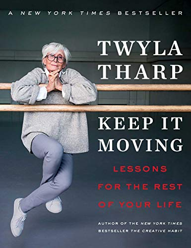 9781982101305: Keep It Moving: Lessons for the Rest of Your Life
