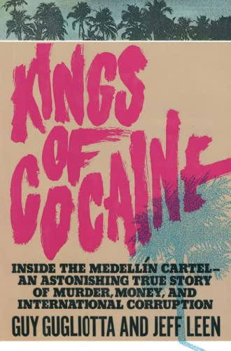 9781982107246: Kings of Cocaine