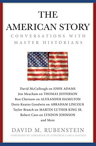 9781982120252: The American Story: Conversations with Master Historians