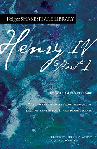 9781982122515: Henry IV, Part 1