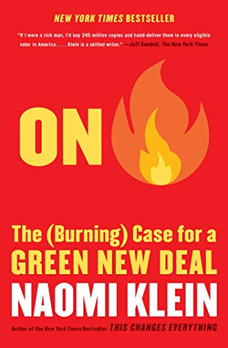 9781982129927: On Fire: The (Burning) Case for a Green New Deal
